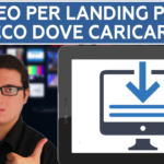 VIDEO LANDING PAGE – DOVE CARICARLI ?